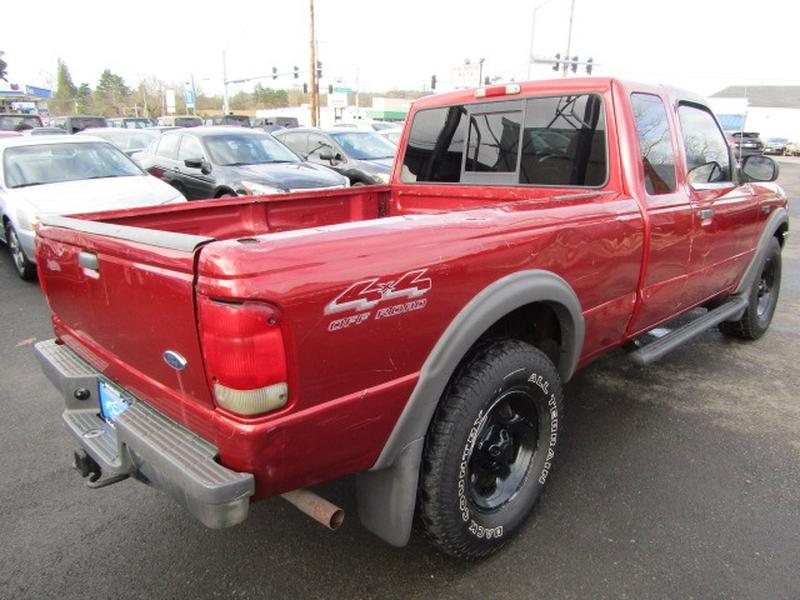 Ford Ranger 2000 price $3,977