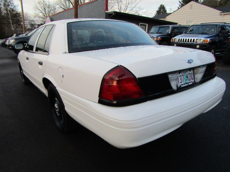 Ford Police Interceptor 2008 price $3,977