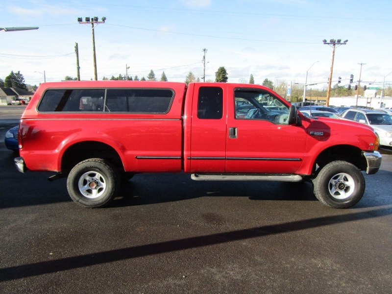Ford Super Duty F-350 SRW 1999 price $6,977