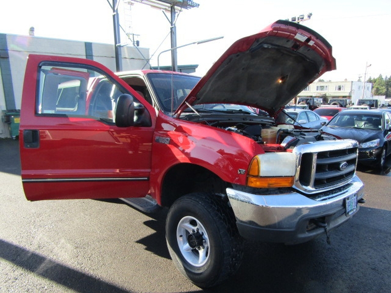 Ford Super Duty F-350 SRW 1999 price $5,977