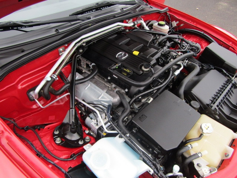 Mazda MX-5 2007 price $12,477