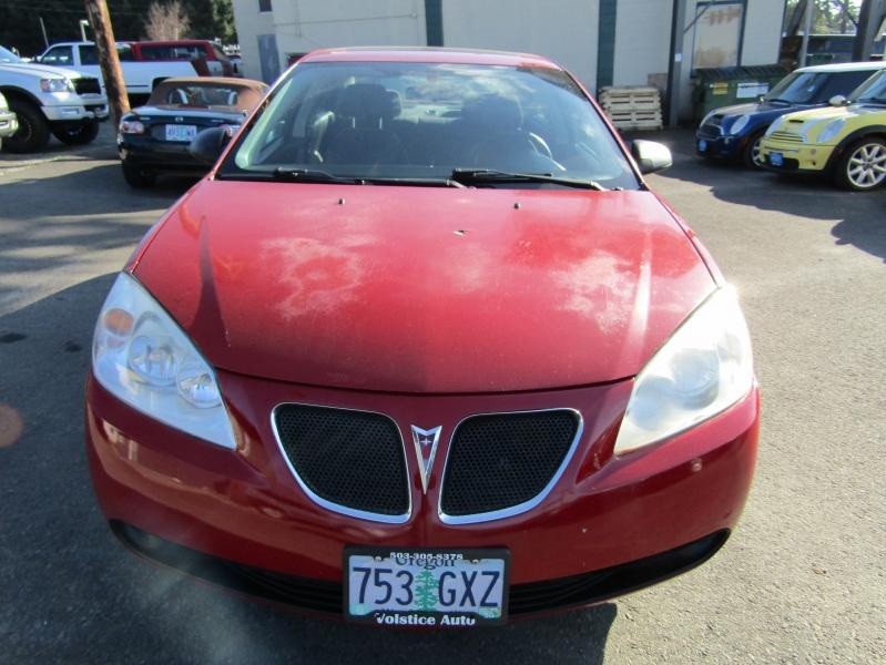 Pontiac G6 2007 price $2,977
