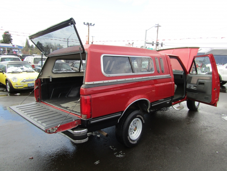 Ford F-150 1991 price $3,477