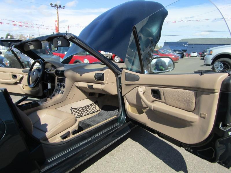 BMW Z3 2000 price $7,977