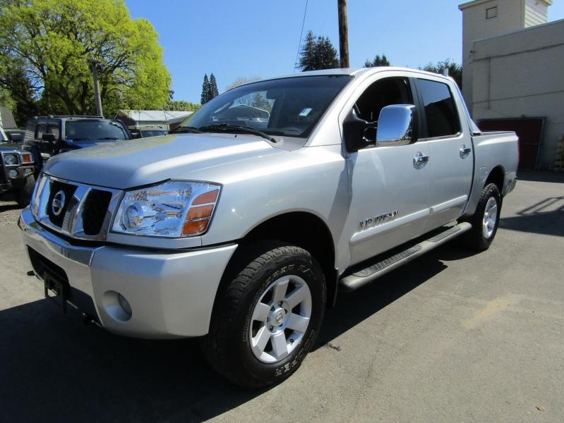 Nissan Titan 2006 price $9,477