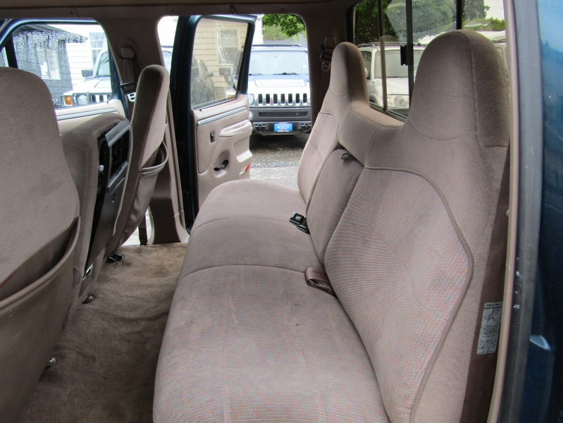 Ford F-350 Crew Cab 1995 price $6,477