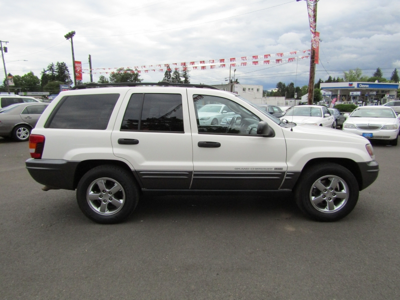 Jeep Grand Cherokee 2004 price $4,477