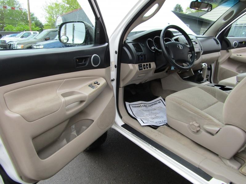 Toyota Tacoma 2008 price $12,477