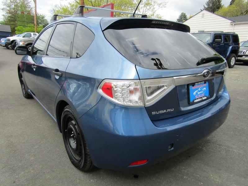 Subaru Impreza 2008 price $7,477