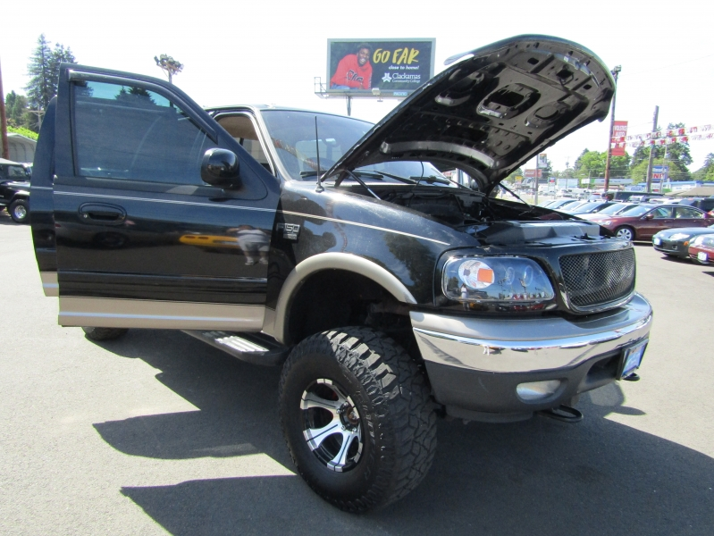 Ford F-150 2003 price $7,977