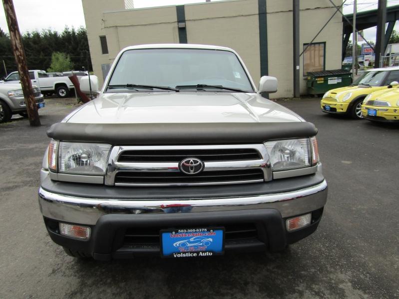 Toyota 4Runner 2000 price $6,977
