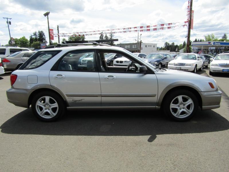 Subaru Impreza 2002 price $3,977
