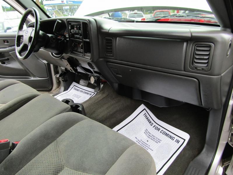 Chevrolet Silverado 1500 2006 price $7,477