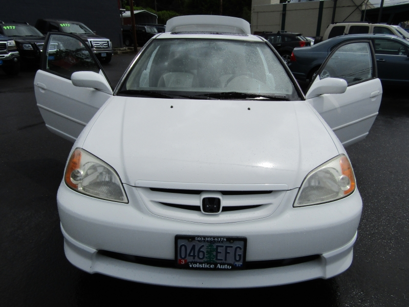 Honda Civic 2001 price $5,477