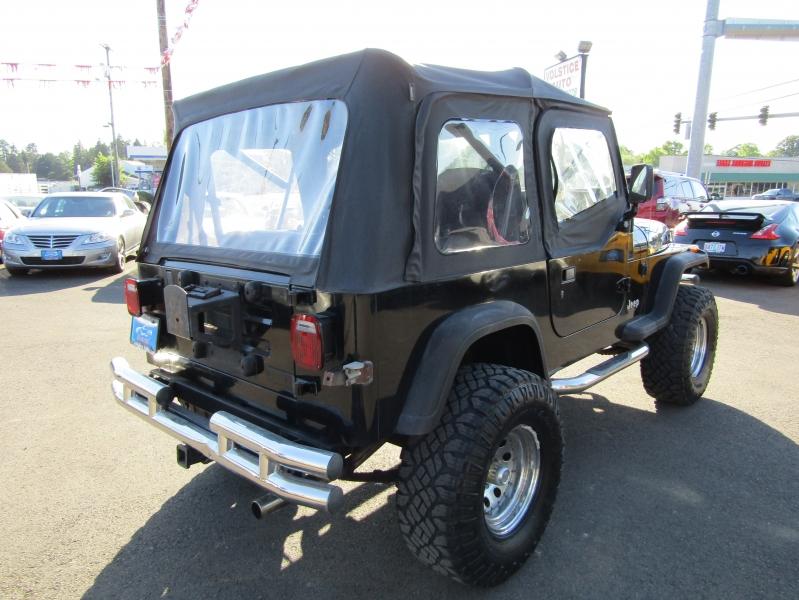 Jeep Wrangler 1994 price $7,977