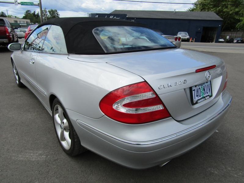 Mercedes-Benz CLK-Class 2005 price $9,977