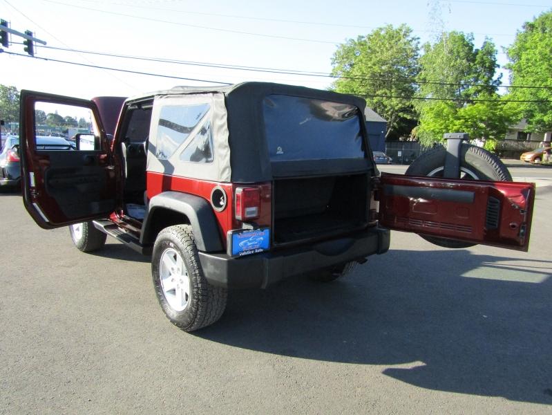 Jeep Wrangler 2008 price $11,977