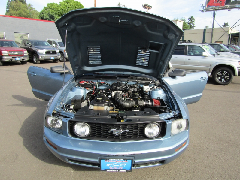 Ford Mustang 2005 price $6,477