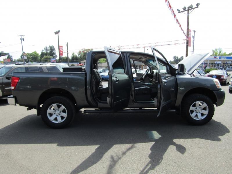 Nissan Titan 2004 price $9,977