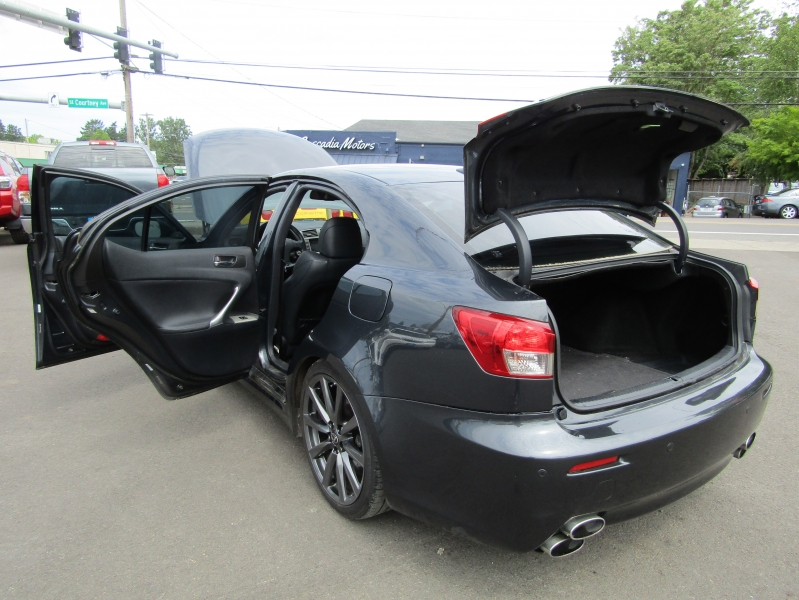 Lexus IS F 2008 price $24,977