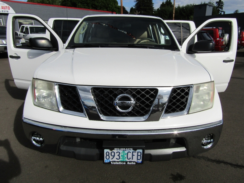 Nissan Frontier 2005 price $11,977