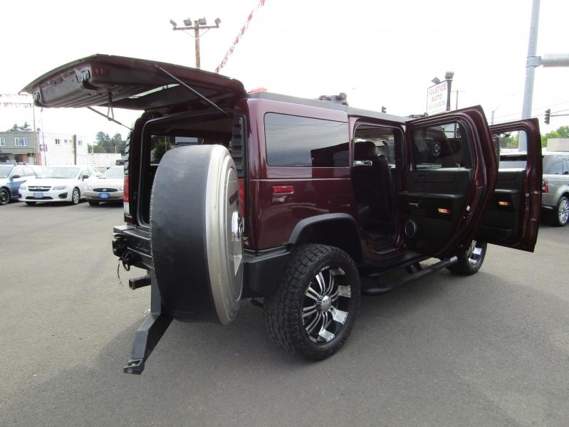 Hummer H2 2007 price $17,977
