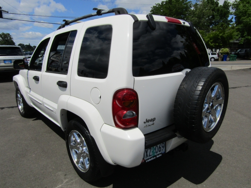 Jeep Liberty 2003 price $6,977