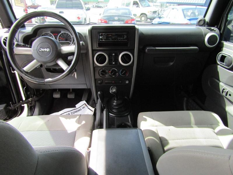 Jeep Wrangler 2008 price $16,977