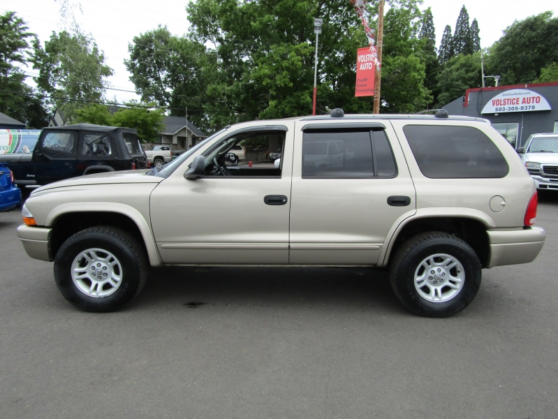 Dodge Durango 2003 price $6,977