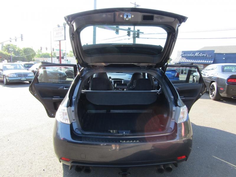 Subaru Impreza Wagon WRX 2013 price $20,977