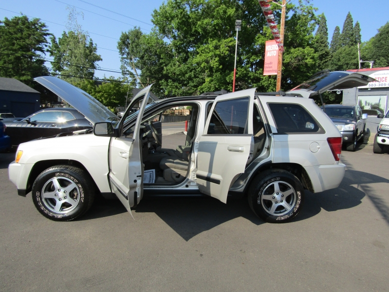 Jeep Grand Cherokee 2007 price $9,977
