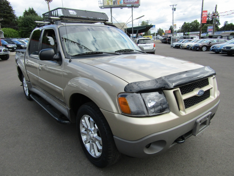 Ford Explorer Sport Trac 2001 price $5,977