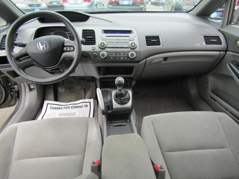 Honda Civic Sedan 2008 price $10,977