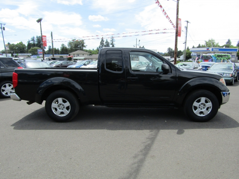 Nissan Frontier 2WD 2005 price $6,977