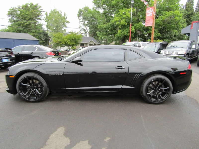 Chevrolet Camaro 2014 price $23,977