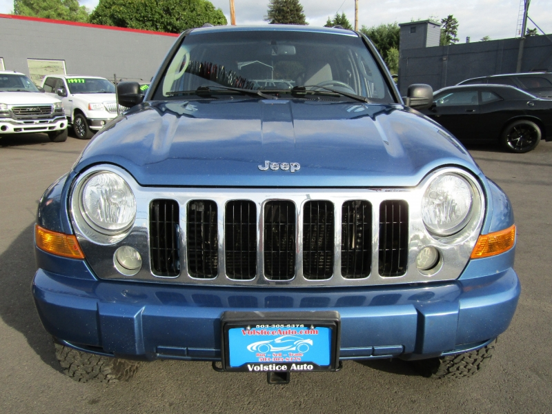 Jeep Liberty 2006 price $8,977