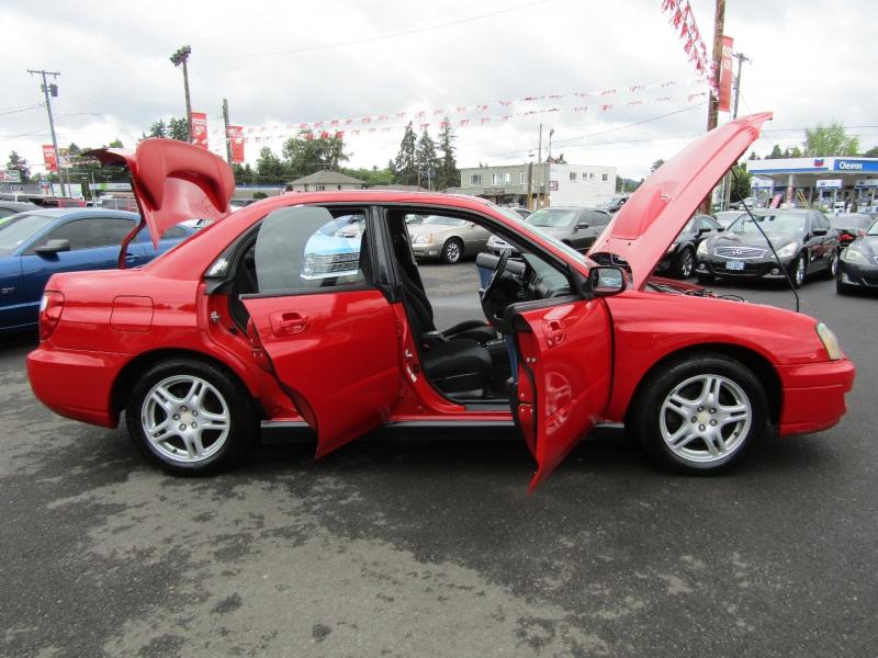 Subaru Impreza 2004 price $6,977