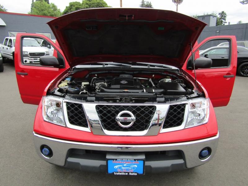 Nissan Frontier 2008 price $8,977