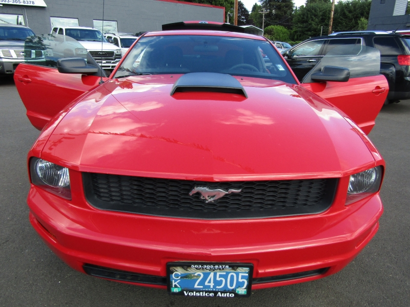 Ford Mustang 2006 price $9,977