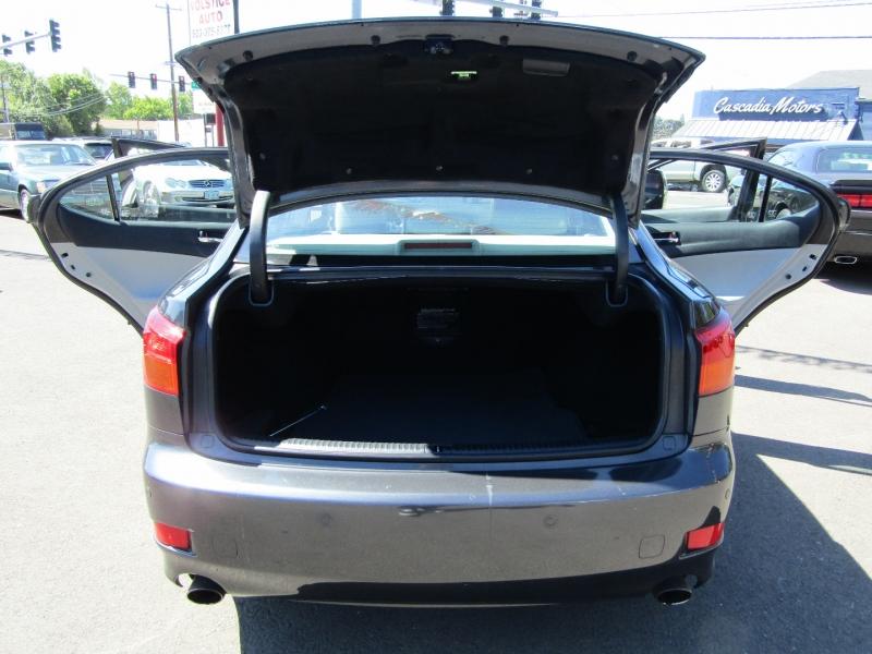 Lexus IS 350 2007 price $13,977