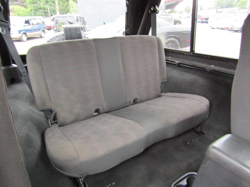 Jeep Wrangler 2005 price $18,977
