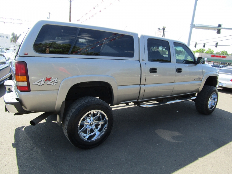 Chevrolet Silverado 2500HD 2002 price $16,977