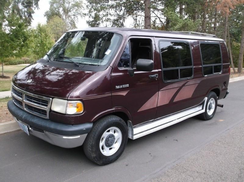 Dodge Conversion Van >> 1994 Dodge Ram Van B250 Conversion Van Best Price Here Volstice