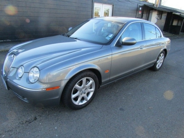 2005 Jaguar S Type 40 V8 Low Miles Like New Volstice Auto Auto
