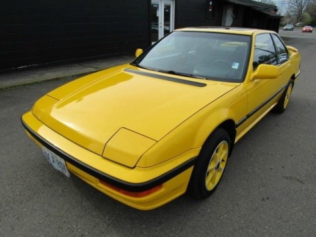1989 Honda Prelude SI AWS