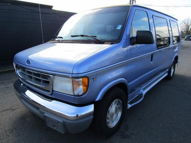 1997 ford econoline conversion van runs great 1 owner volstice