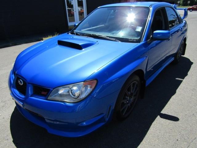 2006 Subaru Impreza Wrx Sti Blue Very Clean Must See Volstice