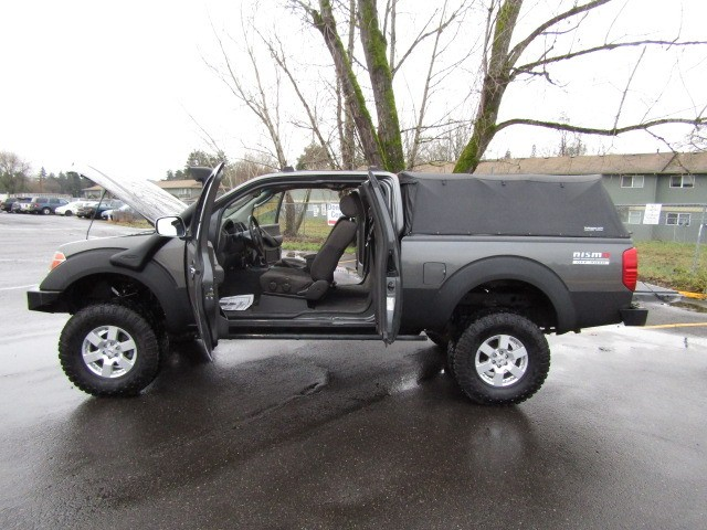 2007 nissan frontier nismo 4x4 king cab 6 speed manual black 2 owner volstice auto auto. Black Bedroom Furniture Sets. Home Design Ideas