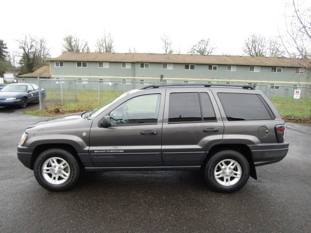 2004 jeep grand cherokee 4dr laredo 4x4 gray runs out great must see volstice auto. Black Bedroom Furniture Sets. Home Design Ideas