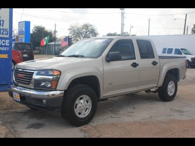 GMC Canyon 2008